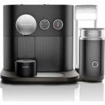 NESPRESSO by Krups Expert & Milk XN601840 Smart Coffee Machine – Black, Black
