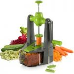 TOWER Health Vertical Spiralizer – Grey & Green, Grey
