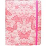 ACCESSORIZE Neon Butterfly 10″ Tablet Case – Pink, Pink