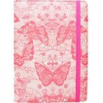 ACCESSORIZE Neon Butterfly 8″ Tablet Case – Pink, Pink
