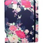 ACCESSORIZE Oriental Bloom 10″ Tablet Case – Navy, Navy
