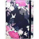 ACCESSORIZE Oriental Bloom 8″ Tablet Case – Navy, Navy