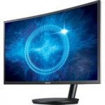 SAMSUNG C27FG70 Full HD 27″ Curved LED Monitor – Black, Black