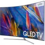 55″ SAMSUNG QE55Q7CAMT Smart 4K Ultra HD HDR Curved Q LED TV