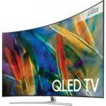 55″ SAMSUNG QE55Q8CAMT Smart 4K Ultra HD HDR Curved Q LED TV