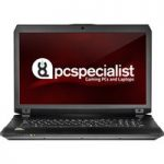 PC SPECIALIST Defiance III RS17-VR 17.3″ Gaming Laptop – Black, Black