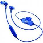 JBL E25BT Wireless Bluetooth Headphones – Blue, Blue