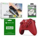 MICROSOFT Xbox One S with Forza Horizon 3 & Accessories Bundle