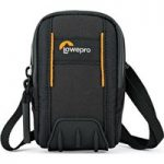 LOWEPRO Adventura CS 10 LP37054-0WW Compact Camera Case – Black, Black
