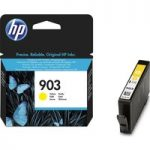 HP 903 Yellow Ink Cartridge, Yellow