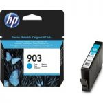 HP 903 Cyan Ink Cartridge, Cyan