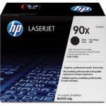 HP 90X Black Toner Cartridge, Black