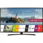 49″ LG 49UJ634V Smart 4K Ultra HD HDR LED TV