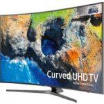 55″ SAMSUNG UE55MU6670 Smart 4K Ultra HD HDR Curved LED TV