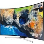 65″ SAMSUNG UE65MU6200 Smart 4K Ultra HD HDR Curved LED TV