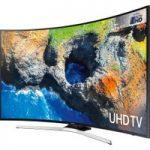 65″ SAMSUNG UE65MU6200 Smart 4K Ultra HD HDR Curved LED TV