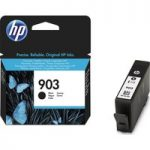 HP 903 Black Ink Cartridge, Black
