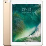 APPLE 9.7″ iPad Cellular – 128 GB, Gold, Gold