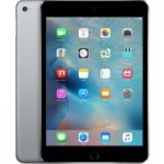 APPLE iPad mini 4 Cellular – 128 GB, Space Grey, Grey