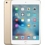 APPLE iPad mini 4 Cellular – 128 GB, Gold, Gold