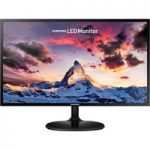 SAMSUNG LS19F355 18.5″ LED Monitor – Black, Black