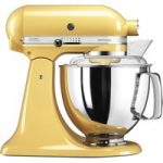 KITCHENAID Artisan 5KSM175PSBMY Stand Mixer – Majestic Yellow, Yellow