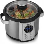 TOWER T16006 Digital Multicooker – Stainless Steel, Stainless Steel