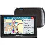 GARMIN GARMIN Drive 51LMT-S UK 5″ Sat Nav – UK & ROI Maps & Case