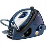 TEFAL Pro Express X-pert Care GV9071 High Pressure Steam Generator Iron – Blue & White, Blue