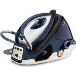 TEFAL Pro Express Care High Pressure GV9060G0 Steam Generator Iron – Blue & White, Blue
