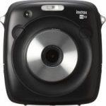 FUJIFILM Instax SQUARE SQ10 Instant Camera – Black, Black