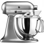 KITCHENAID Artisan 5KSM175PSBNK Stand Mixer – Brushed Nickel