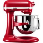 KITCHENAID Artisan 5KSM7580XBER Stand Mixer – Empire Red, Red