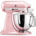 KITCHENAID Artisan 5KSM175PSBSP Stand Mixer – Silk Pink, Pink