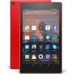 AMAZON Fire HD 8 Tablet with Alexa (2017) – 32 GB, Punch Red, Red