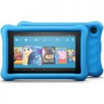 AMAZON Fire 7 Kids Edition Tablet (2017) – 16 GB, Blue, Blue
