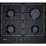 NEFF T26DS49S0 Gas Hob – Black, Black