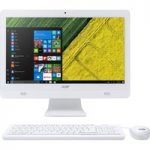 ACER Aspire C20-720 19.5″ All-in-One PC – White, White
