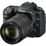 NIKON D7500 DSLR Camera with 18-40 mm f/3.5-5.6G ED VR Lens – Black, Black