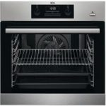 AEG BES352010M Electric Oven – Stainless Steel, Stainless Steel