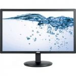 AOC e2280Swhn Full HD 21.5″ LED Monitor – Black, Black