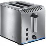 RUSSELL HOBBS Buckingham 20740 2-Slice Toaster – Stainless Steel, Stainless Steel