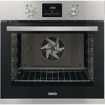 ZANUSSI ZOA35471XK Electric Oven – Stainless Steel, Stainless Steel