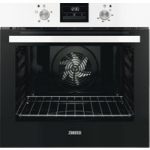 ZANUSSI ZOB35471WK Electric Oven – White Steel, White