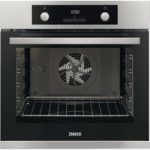 ZANUSSI ZOA35972XK Electric Oven – Stainless Steel, Stainless Steel