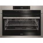 AEG KPE742220M Electric Oven – Stainless Steel, Stainless Steel