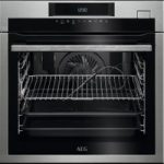 AEG SteamBoost BSE782320M Electric Steam Oven – Stainless Steel, Stainless Steel