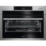 AEG KSE782220M Electric Oven – Stainless Steel, Stainless Steel