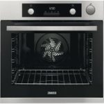 ZANUSSI ZOS37972XK Electric Oven – Stainless Steel, Stainless Steel