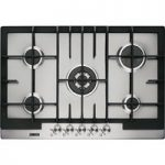 ZANUSSI ZGG76524XS Gas Hob – Stainless Steel, Stainless Steel
